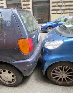 Parking in Rome
