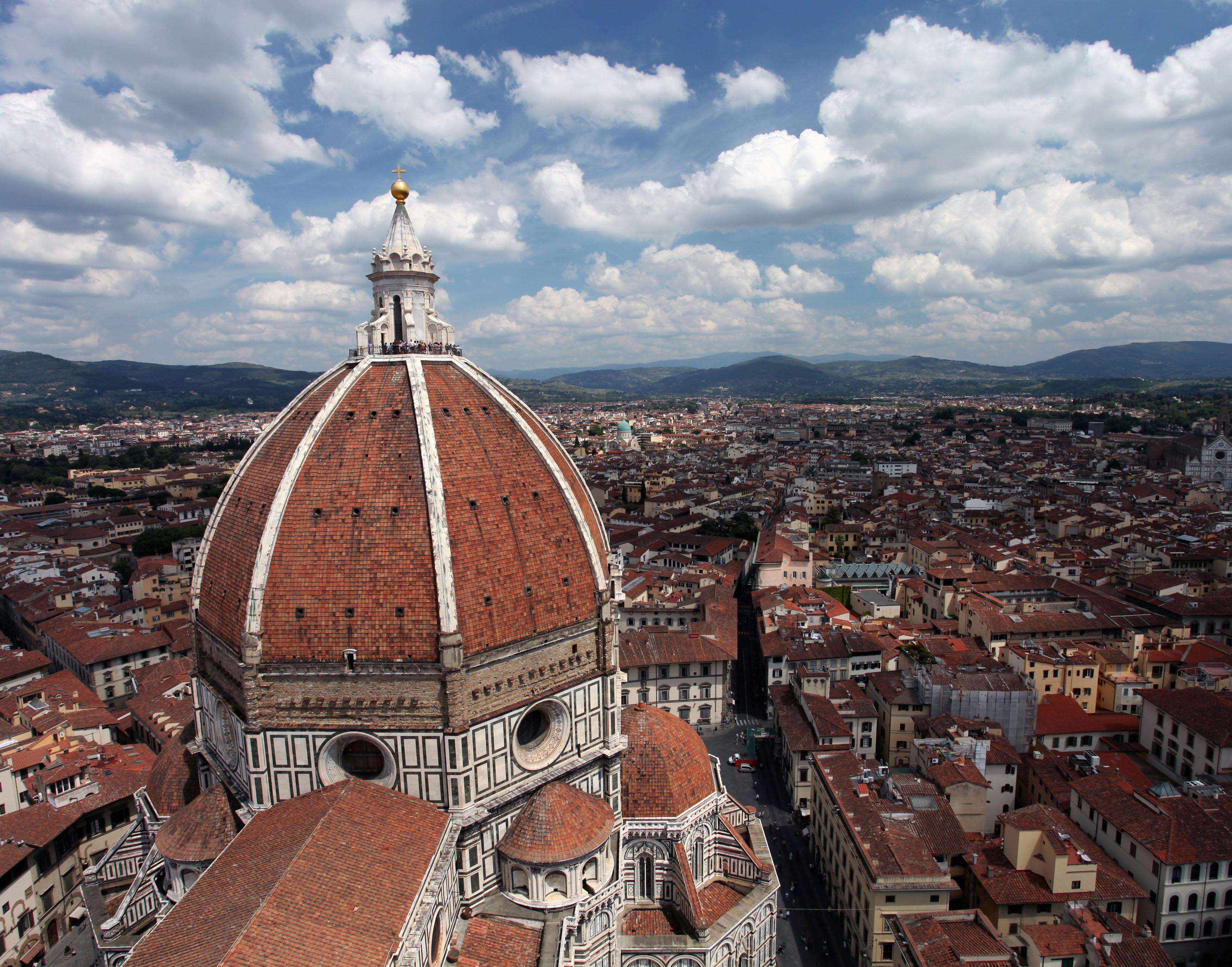 Duomo and Florence