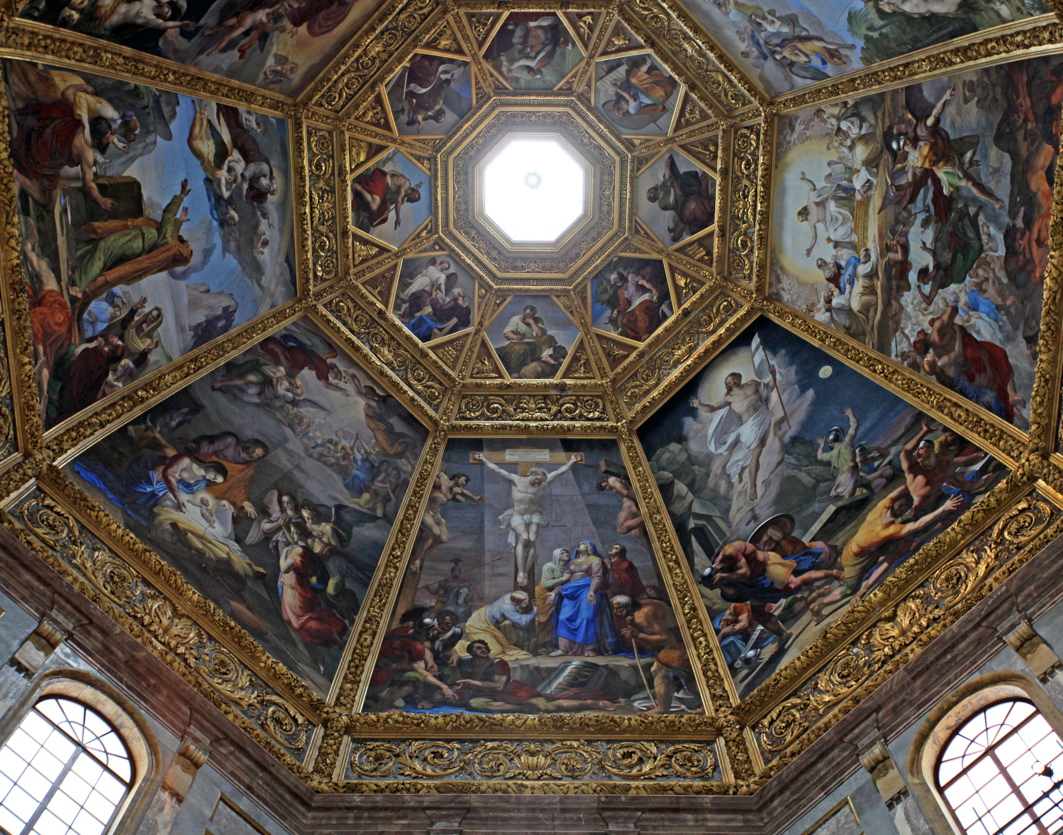 Dome of the Chapel of the Princes