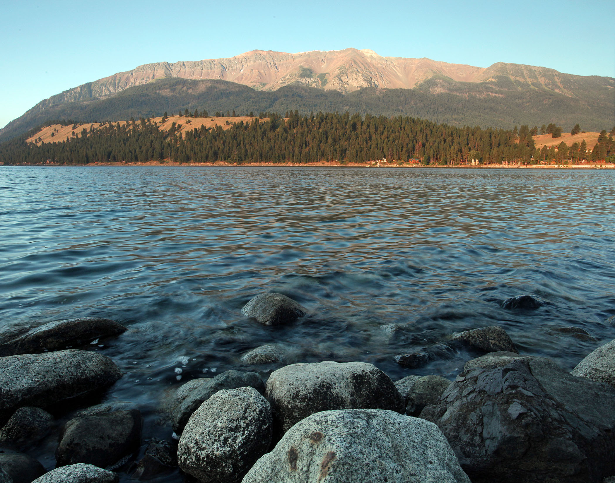 Chief Joseph Mountain and Wallowa Lake