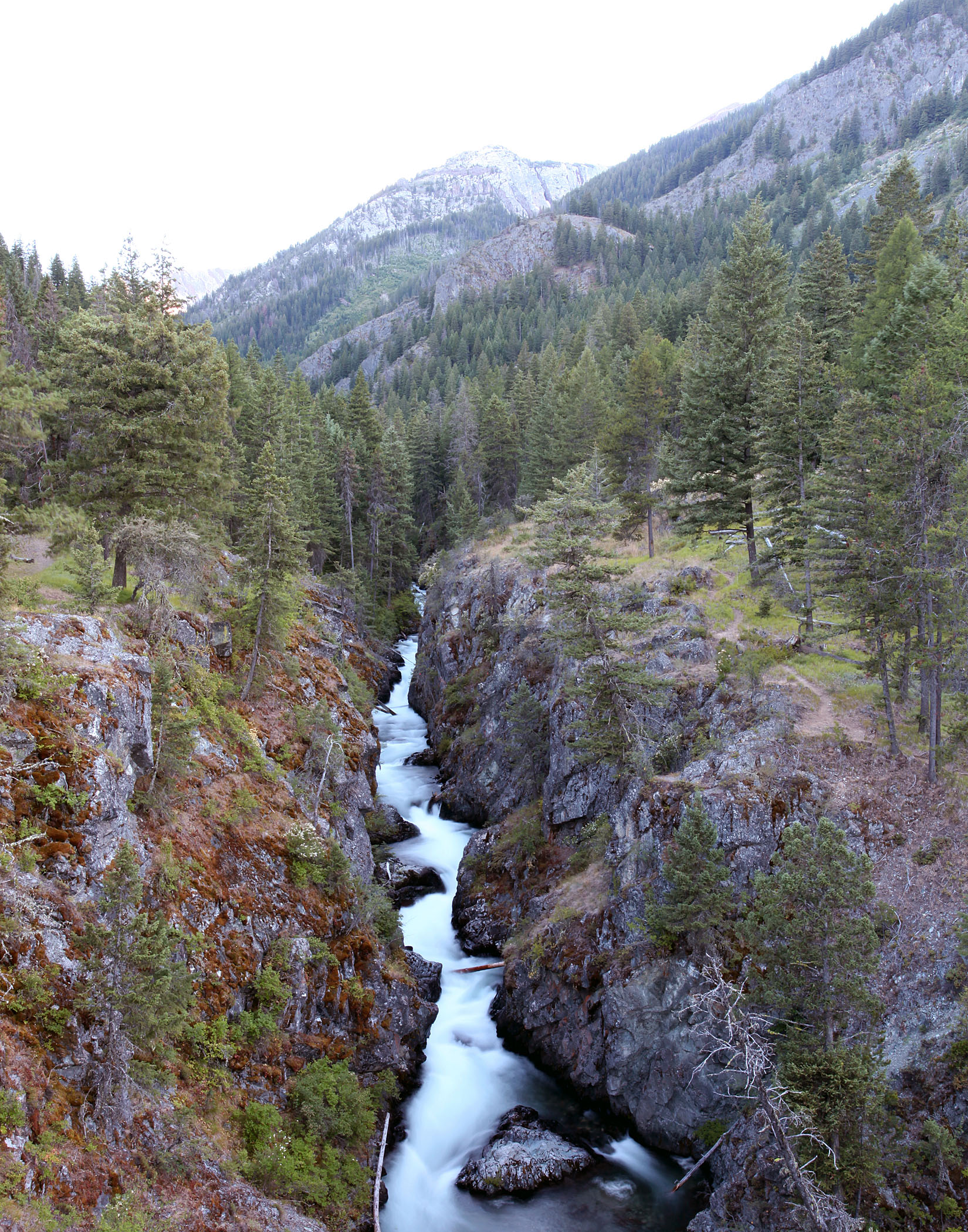 Wallowa River